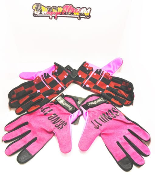 Highclasslowlife Checker MX Gloves