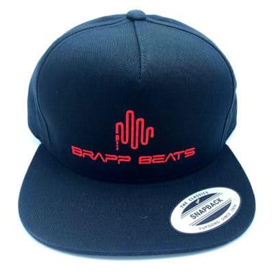 Brapp Beats Snapback Hat by Brapp Straps