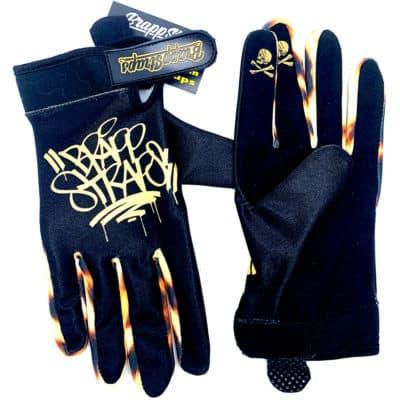 Leopard Stab MX Glove by Brapp Straps