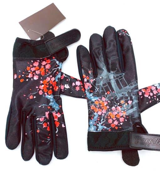 Cherry Blossom MX Gloves by Brapp Straps