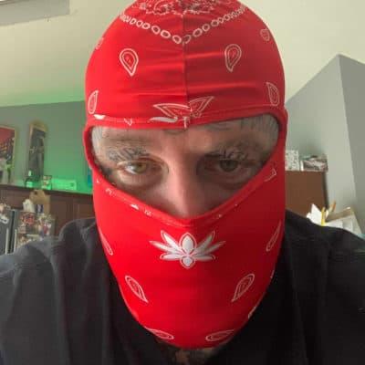 Bandana Mask by Brapp Straps