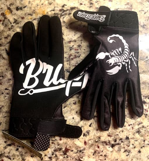 Product of Columbia MX Gloves by Brapp Straps