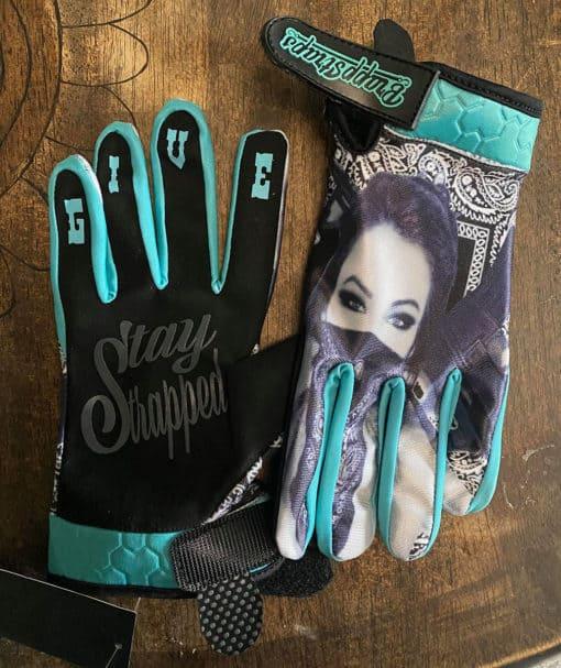 Give Take MX Gloves by Brapp Straps